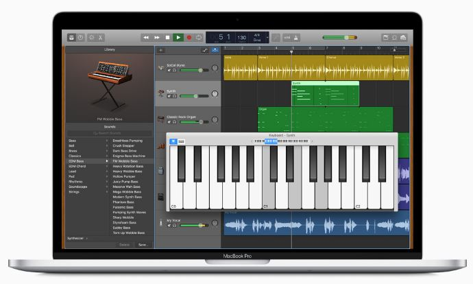 Download GarageBand for PC using iPadian