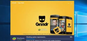 Grindr For PC