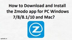 How to Download and Install the Zmodo app for PC Windows 7-8-8.1-10 and Mac