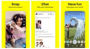 Features of the Snapchat For Windows & Mac