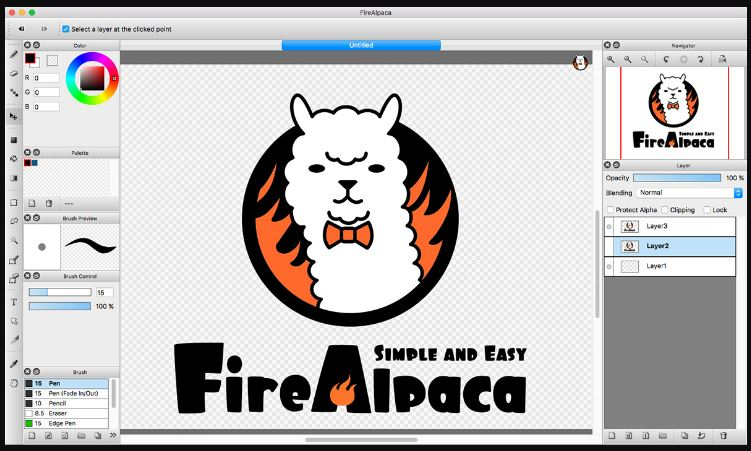 Firealpaca Download For PC Windows