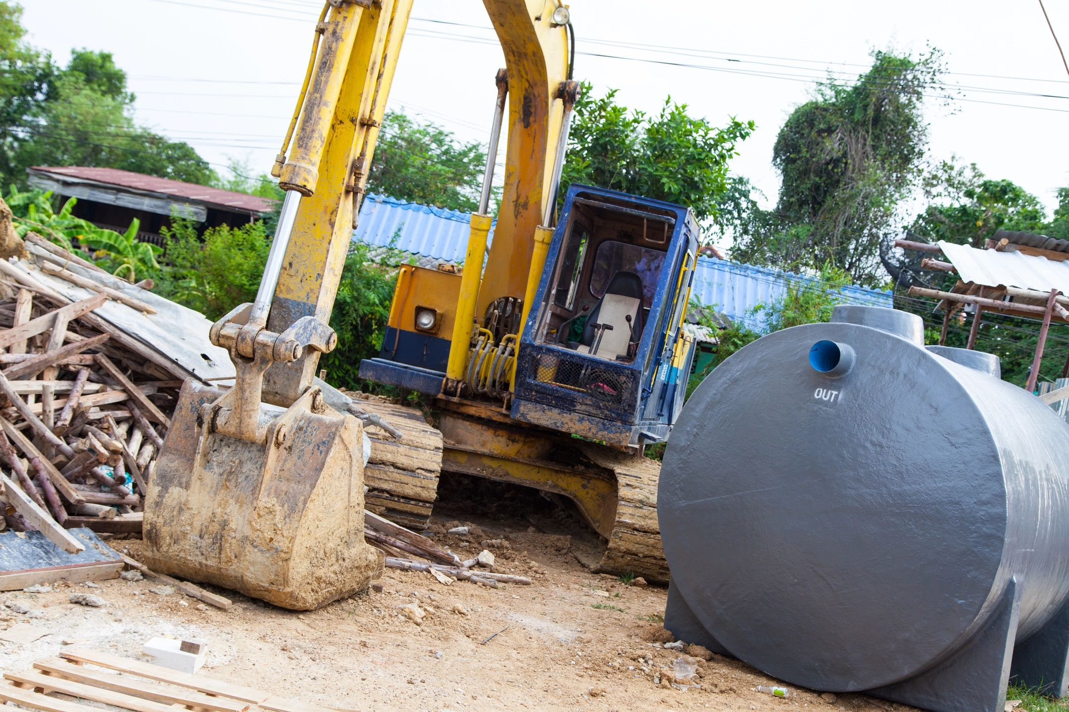 Environmental Excavation Site