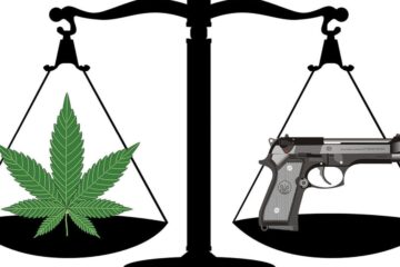 Federal Bill Would Regulate Marijuana Like Booze, Ease Regulation for Gun Owners Who Use Weed