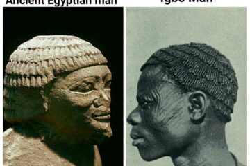 Let the Evidence Speak for the Original Egyptians; They're African—and Black.