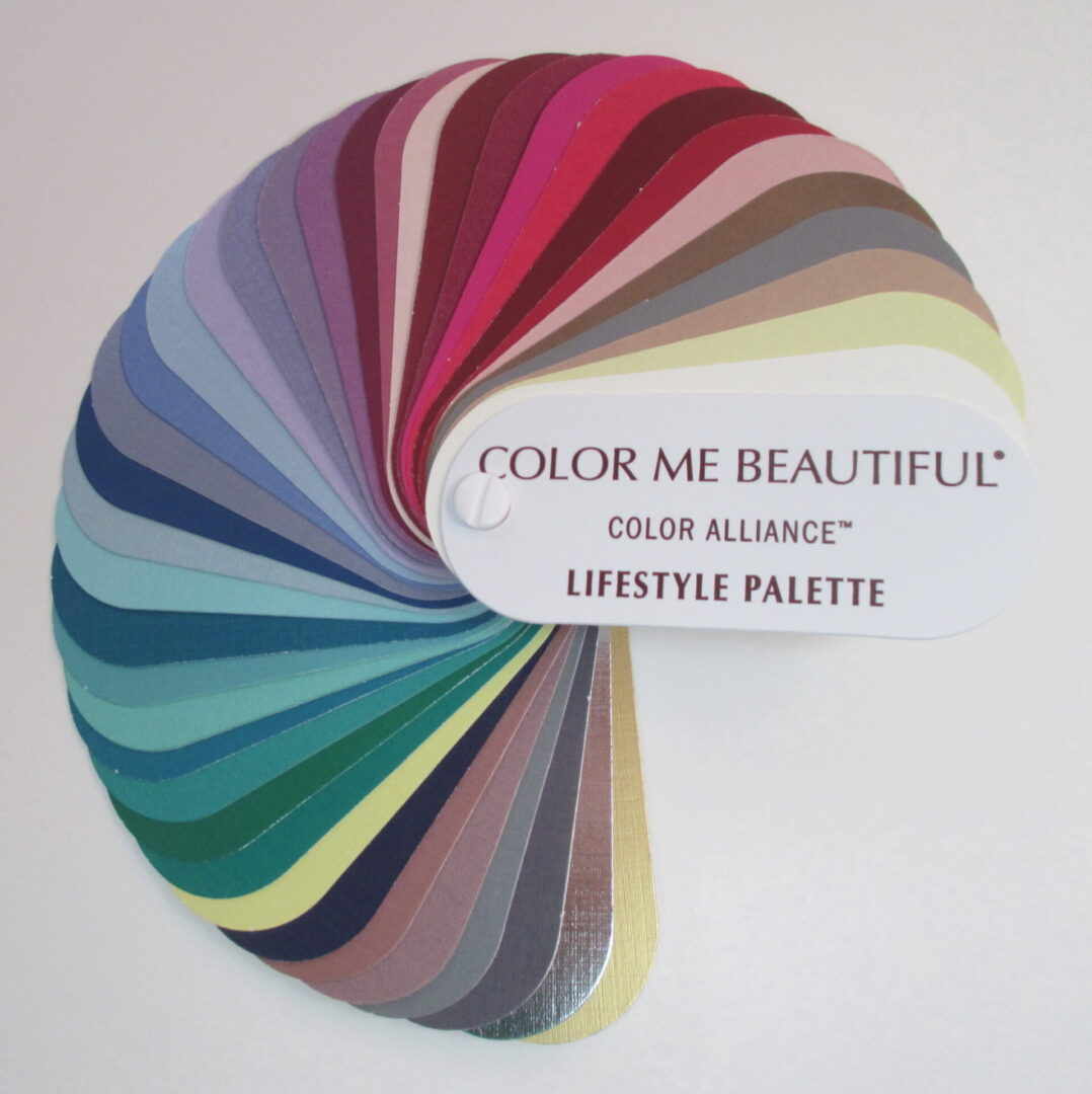light opalescent summer palette - Nancy
