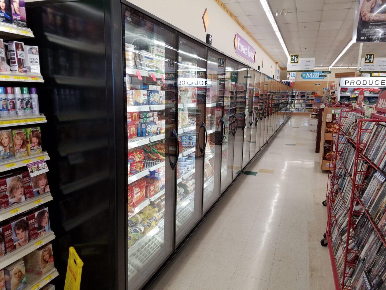 Zero-Zone RVLC30 19drs of Frozen Food
