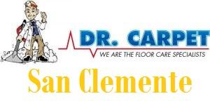 Dr. Carpet San Clemente Logo