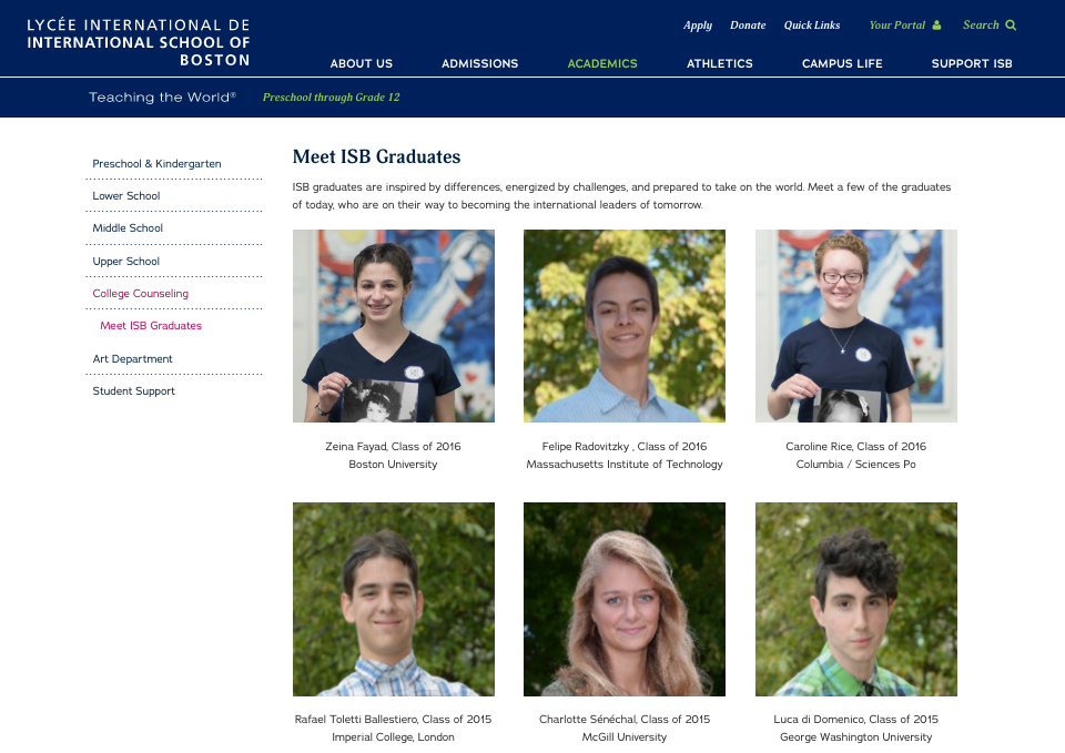 5 Unique Pages to Add to Your School Website