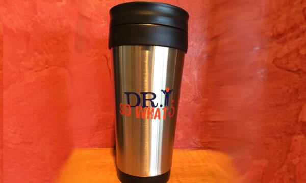 Dr. So What Mug