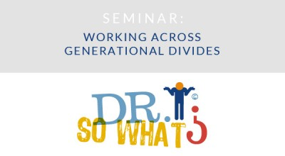 Working Across Generational Divides
