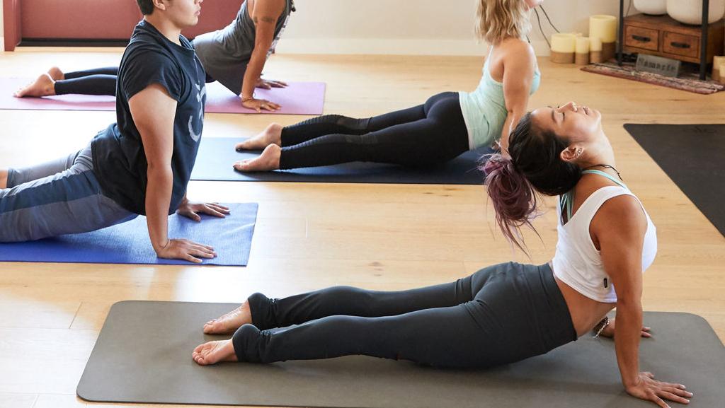 Does Yoga Help?