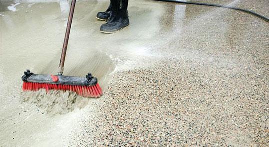 builder cleaner