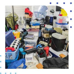 House Declutter & Hoarding Clean-up Services