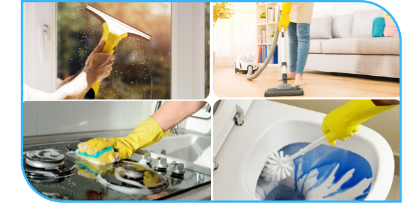 Move in and move out cleaning service in Melbourne