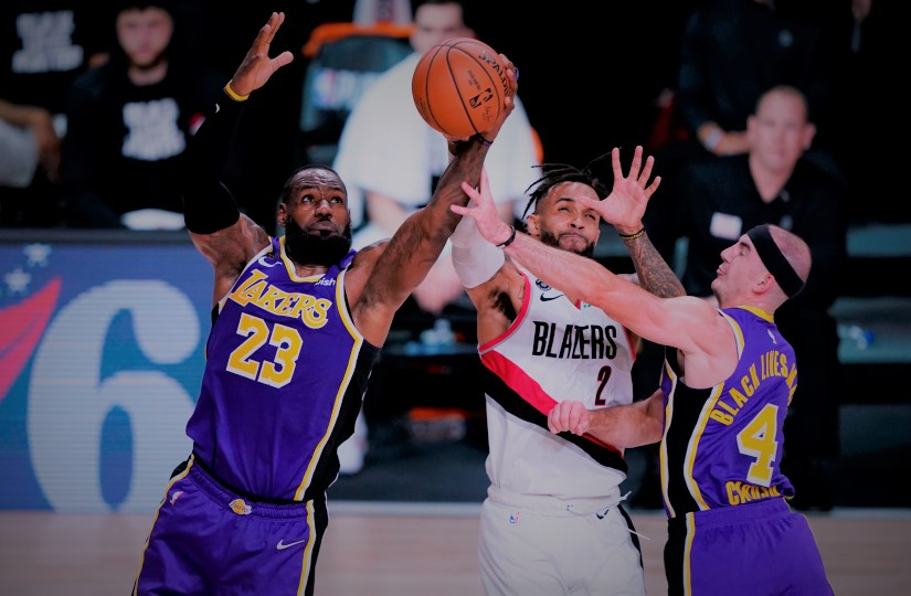 Game 3 Highlights: LeBron James gives huge effort in Lakers win Follow for updates, social media reaction, highlights in Lakers-Blazers playoff matchup