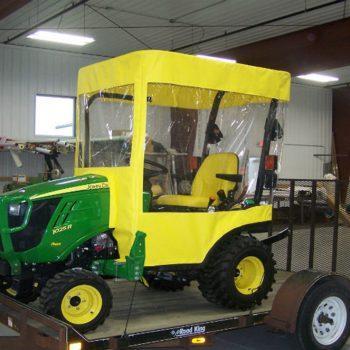 Custom Tractor Cover
