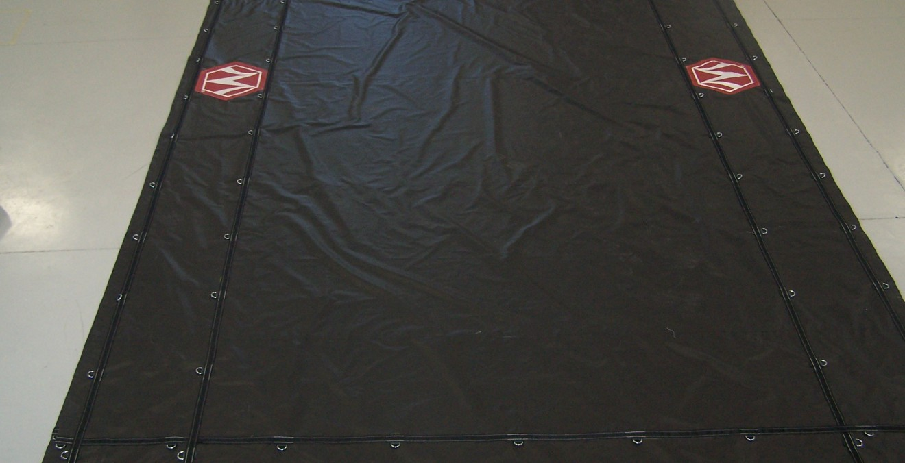 Custom Steel Tarps & Smoke Tarps in Fargo