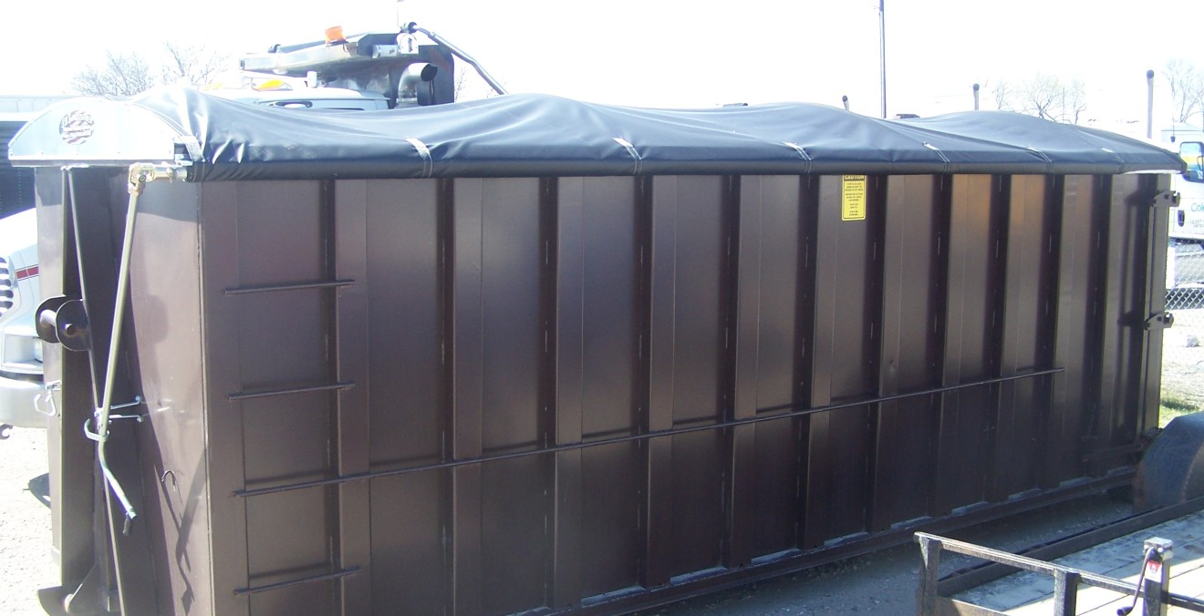 Construction & Refuse Tarp Systems in Fargo