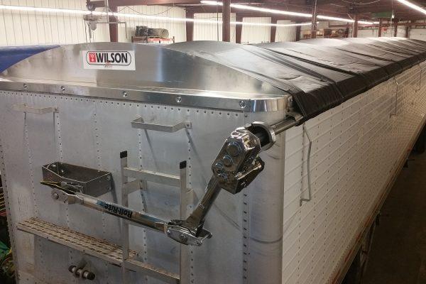 Electric Roll Tarp Systems in Fargo