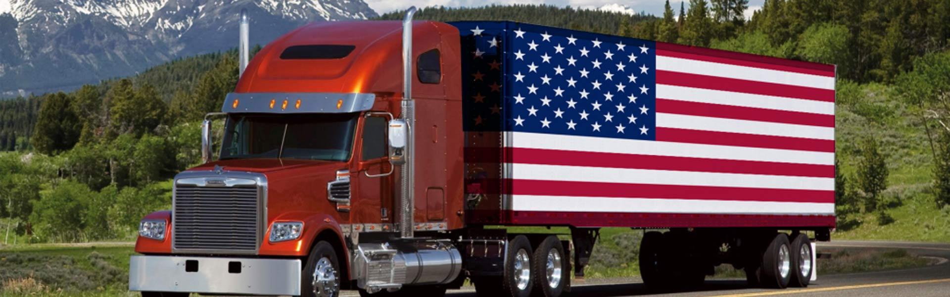 American Flag Tarp