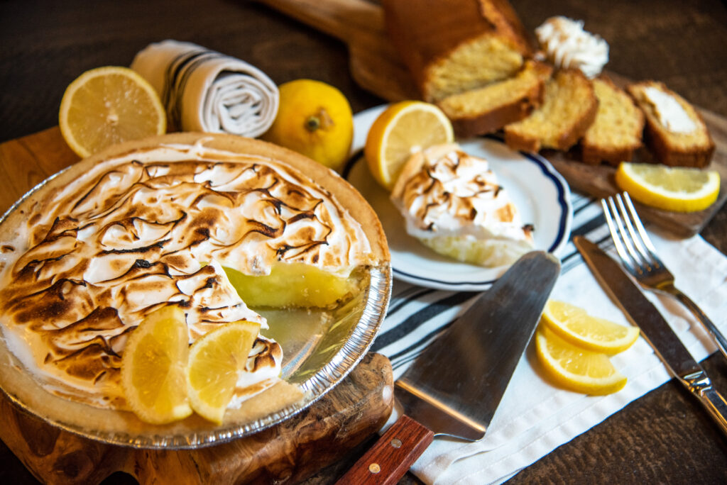 taste-of-summer-southern-bbq-lemon-meringue-pie