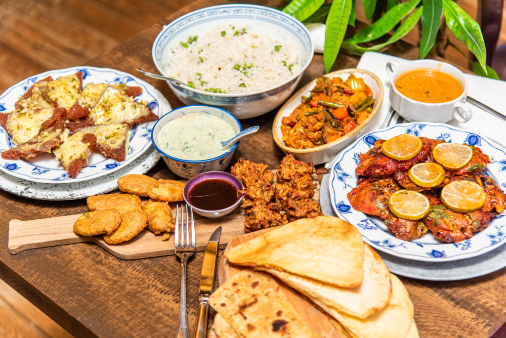 Indian Take home Family Style Meeal