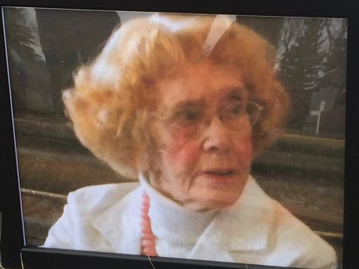 Happy 105 Years Ethel!  What is Your Secret?
