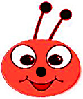 icon lady bug
