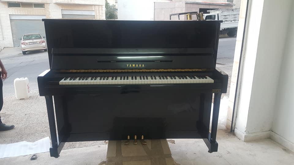 Yamaha piano Amman used