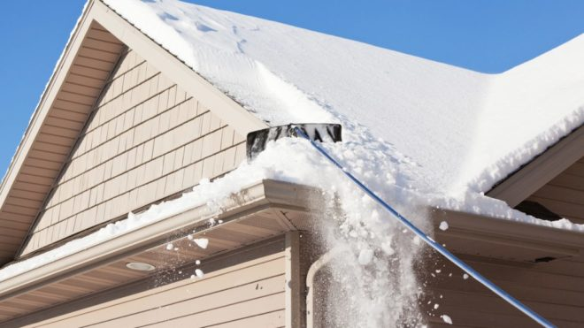 Winter Roofing....is it possible?