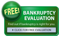free bankruptcy evaluation from Detroit, Southfield, Sterling Heights bankruptcy attorney