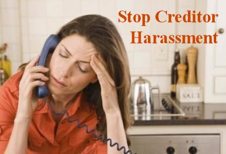 Stop Creditor Harassment