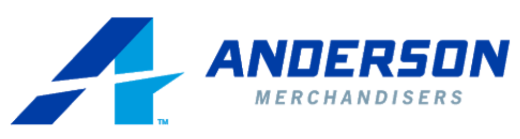 Anderson Merchandisers logo