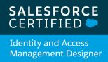 Icon - Salesforce Certified Identity and Access Management Designer
