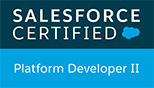 Icon - Salesforce Certified Platform Developer 2