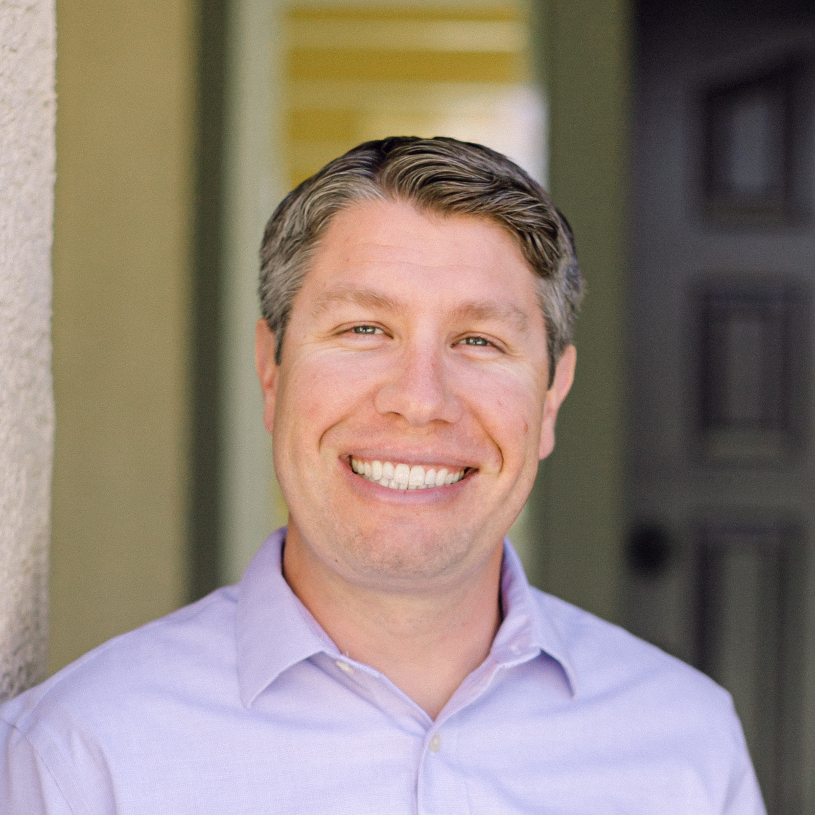 Jeff Rogers portrait photo