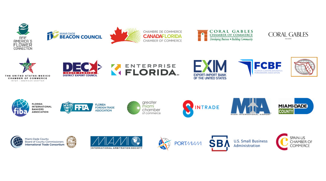 Miami World Trade Month Partners