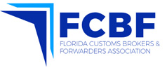 FCBF: Florida Customs Brokers & Forwarders Association Logo