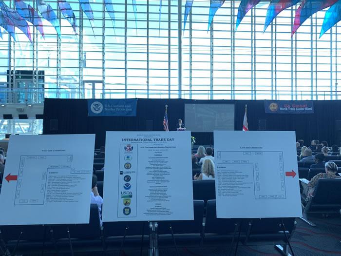 International Trade Day at Port Miami