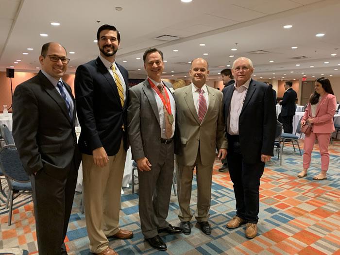Lewis Greenberg, Sergio Lozano, Peter Quinter, li Germi, Gary Goldfarb