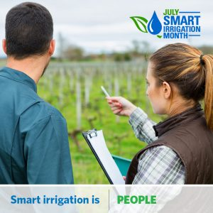 Smart Irrigation Month