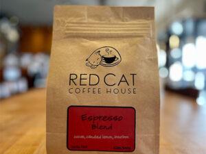 Red Cat Espresso Coffee