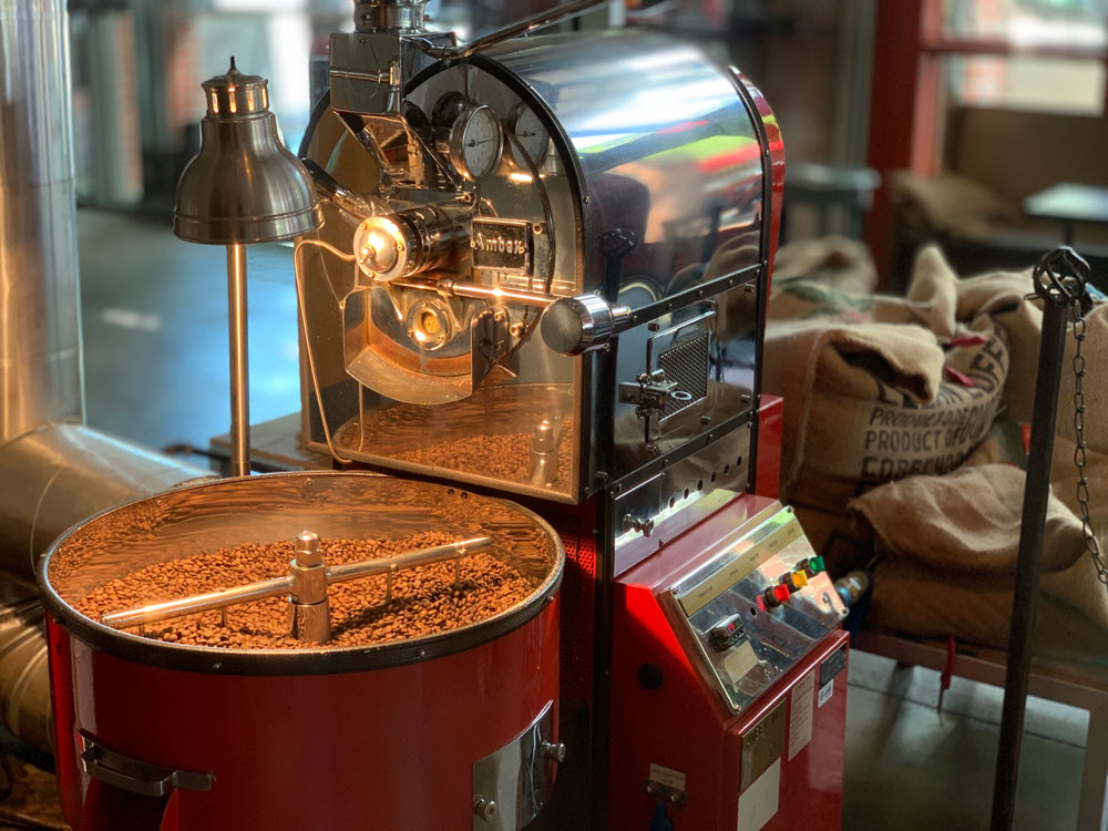 Red Cat Coffee Roaster