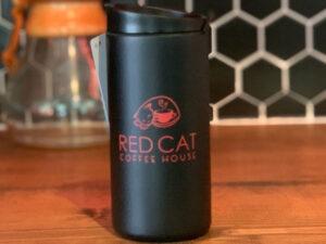 Red Cat 12oz Tumbler