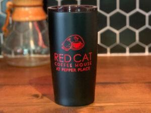Red Cat 20oz Tumbler