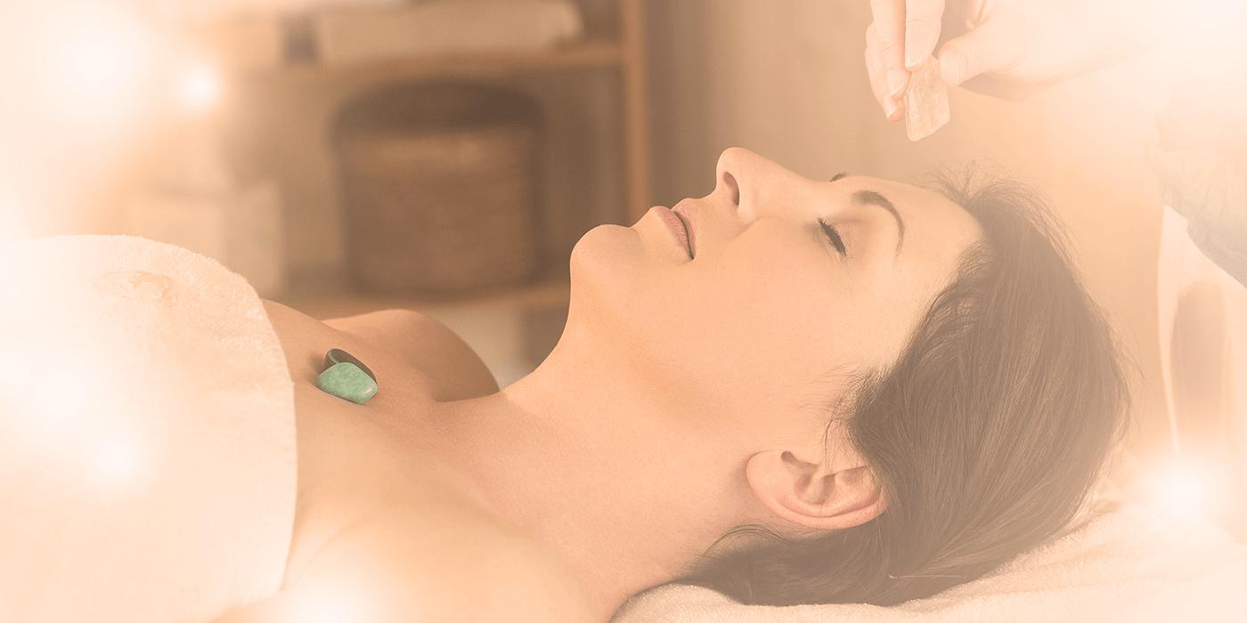 Crystal Healing Image