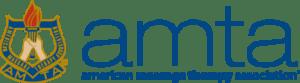 Our York Massage Therapists are AMTA American Massage Association members logo