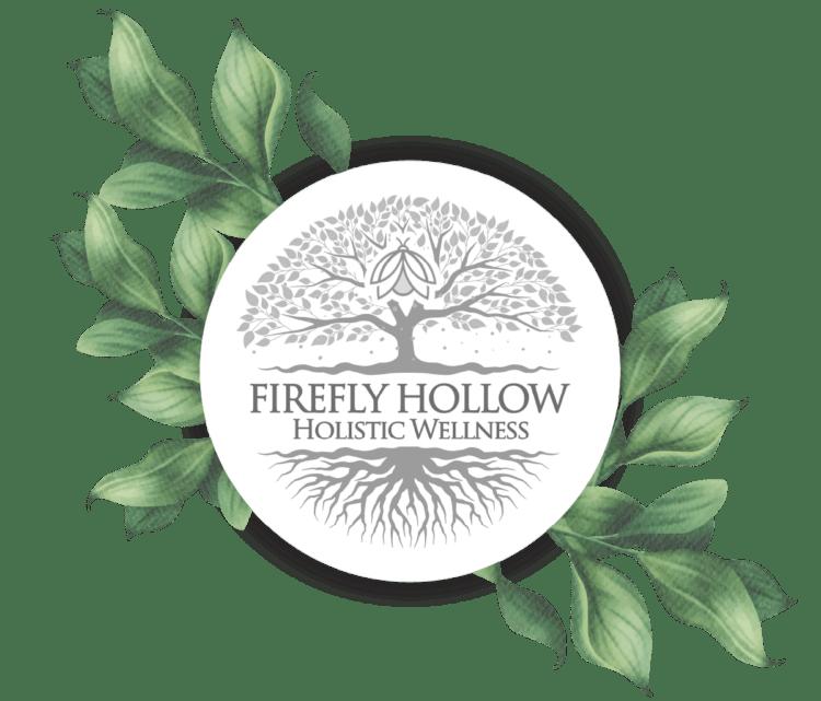 Holistic Wellness & Massage York Logo with leaves