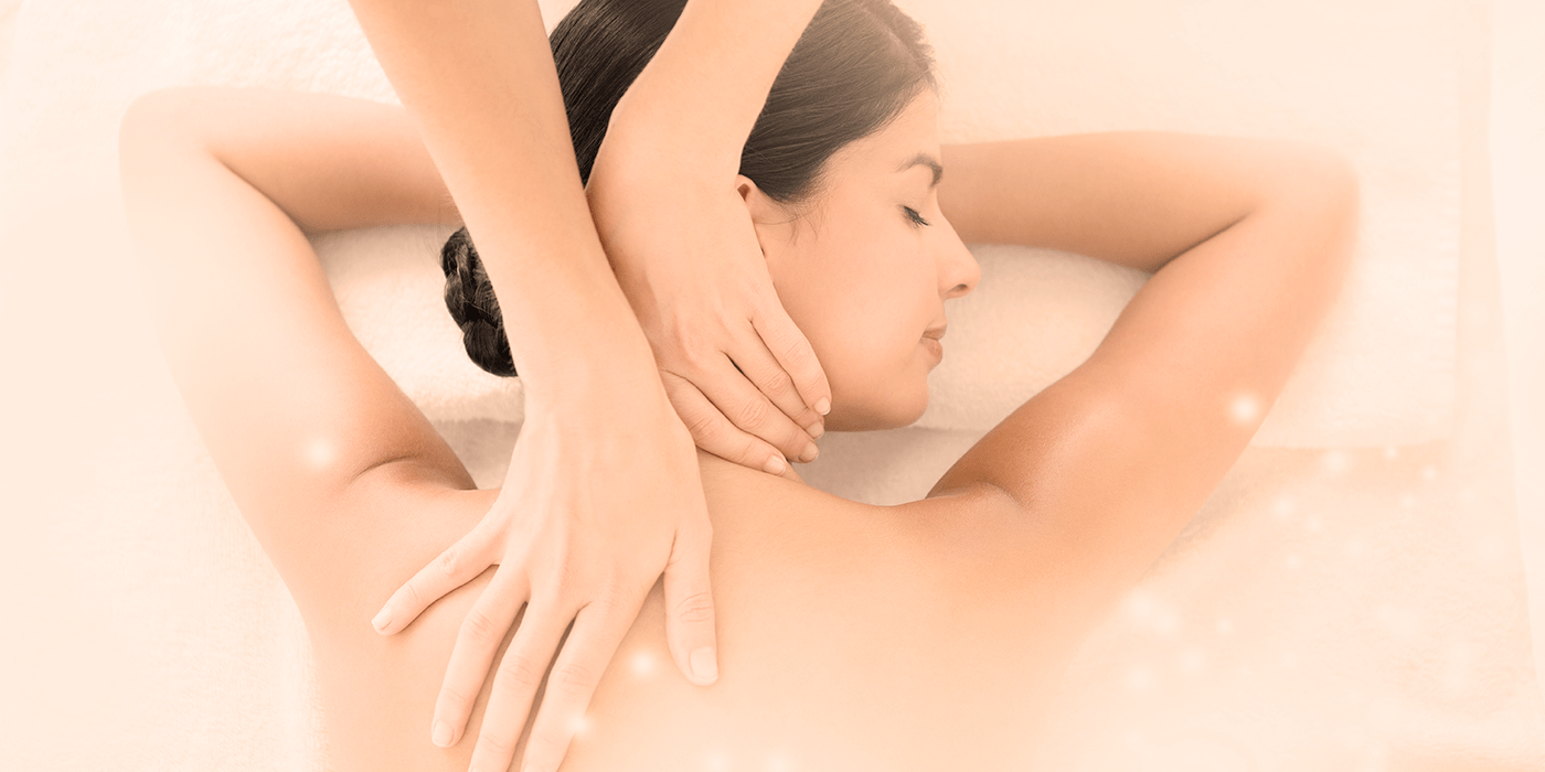 Massage with Fireflies