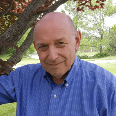 Micheal Stilp- Acupuncturist Headshot